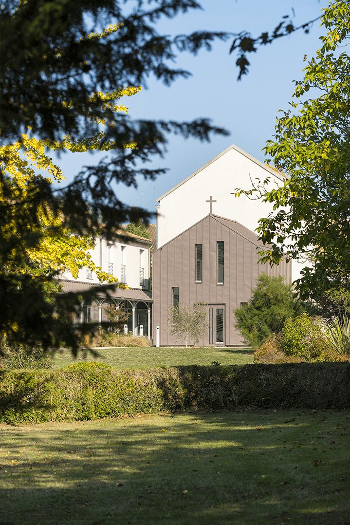 centre spirituel en Vendée