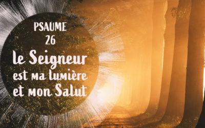 Psaume 26
