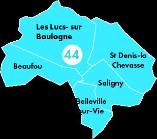 St Luc des Rivières