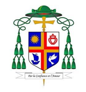 Blason épiscopal