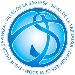logo Filles de la Sagesse (De droit pontifical)