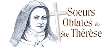 logo Les Oblates de Ste Thérèse de Lisieux