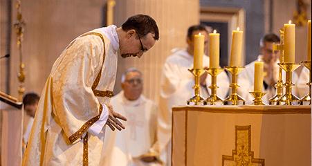 La vocation de prêtre