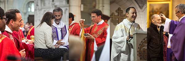 Prêtres en Vendée