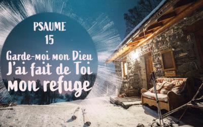 Psaume 15