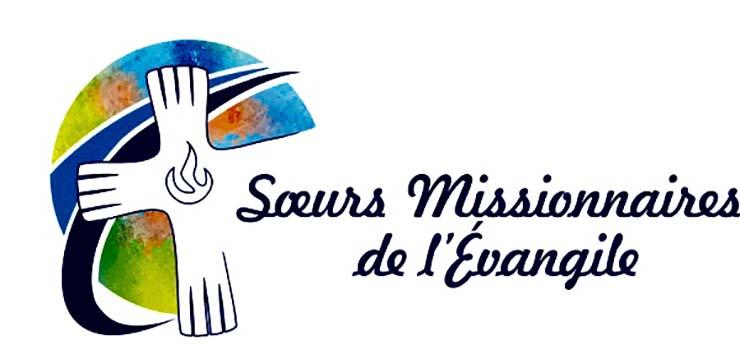 logo Soeurs missionnaires de l'Evangile (St Charles d'Angers)