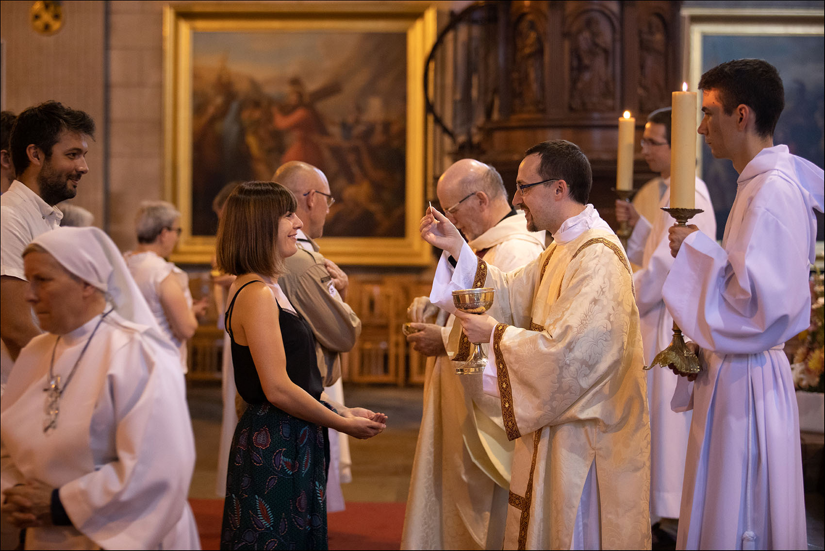 Alexandre Guillaud ordination