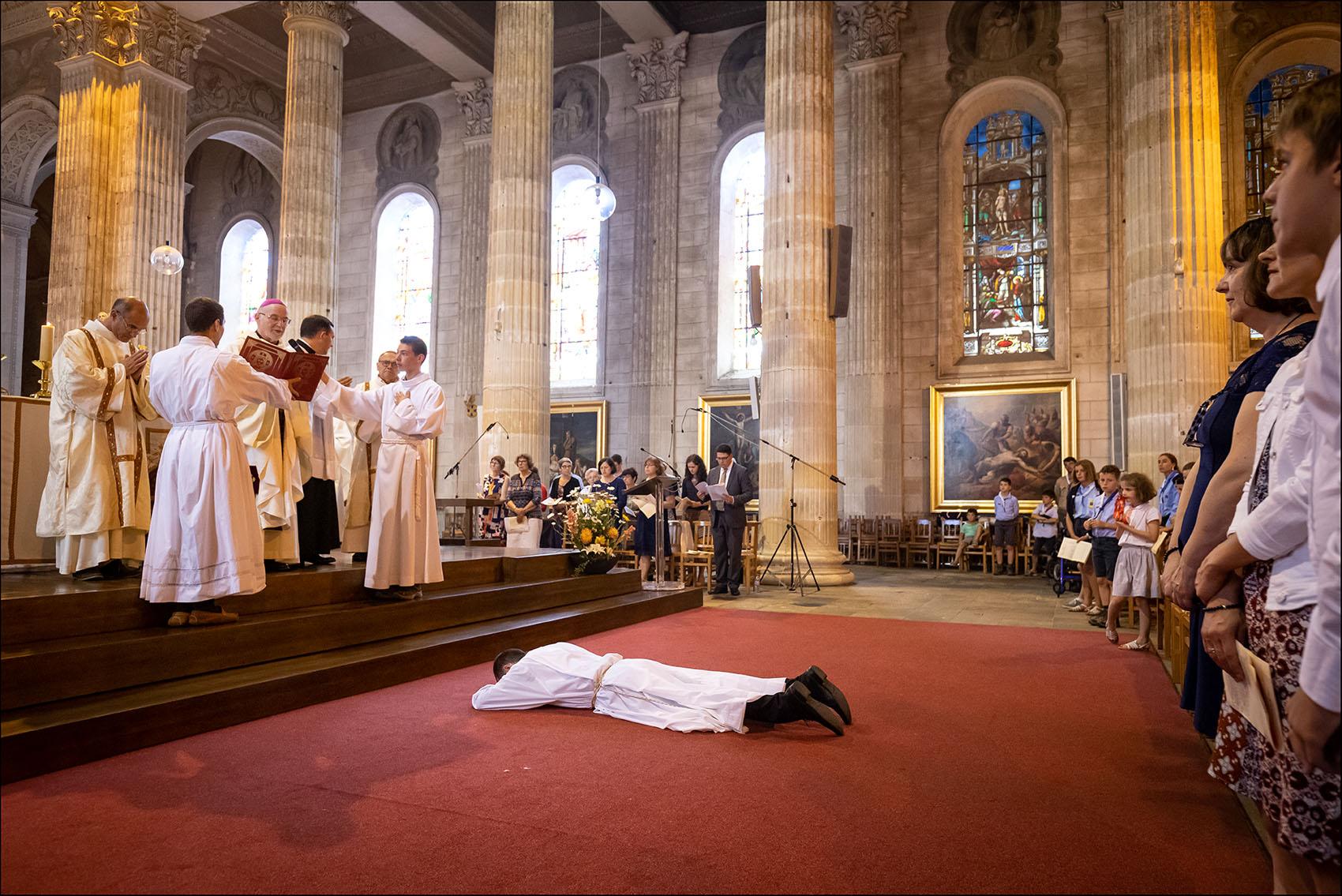 Sacrement diacre