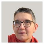 Membre du service et responsable de l'équipe vie spirituelle : Chantal Craipeau