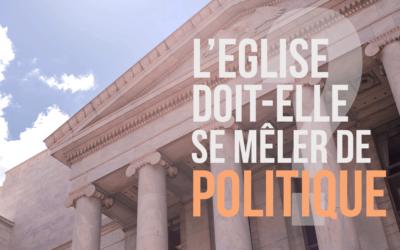 L'Eglise doit-elle se mêler de politique ?