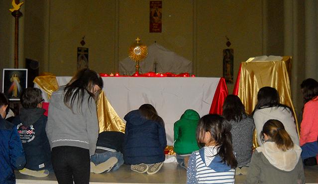 accompagner ses enfants dans leur éducation spirituelle