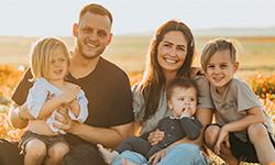 La famille, clef de voûte de la société