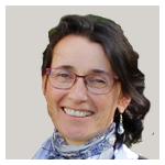 Karine Mimault, coordinatrice du service