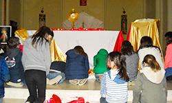 vie spirituelle enfant