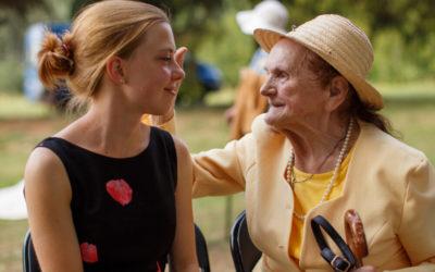 Journée mondiale des grands parents et personnes âgées