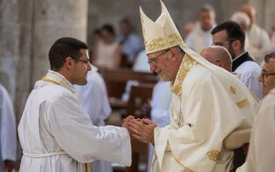 Nominations à la Conférence des évêques de France