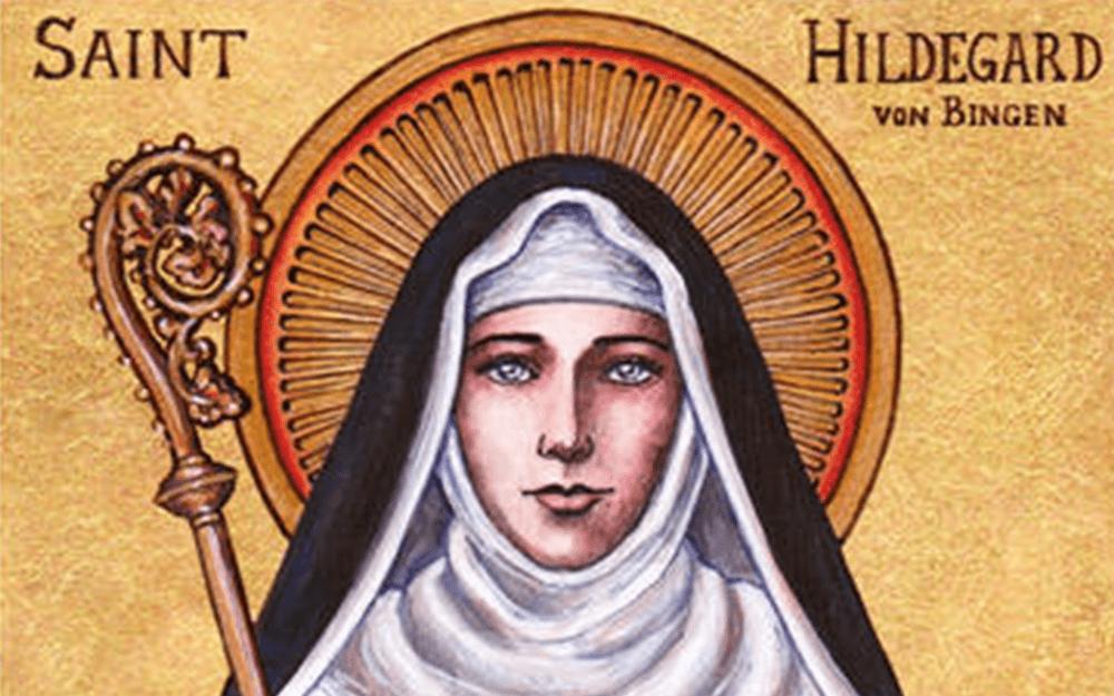 17 septembre : Hildegarde de Bingen, sainte et écolo avant l'heure ?