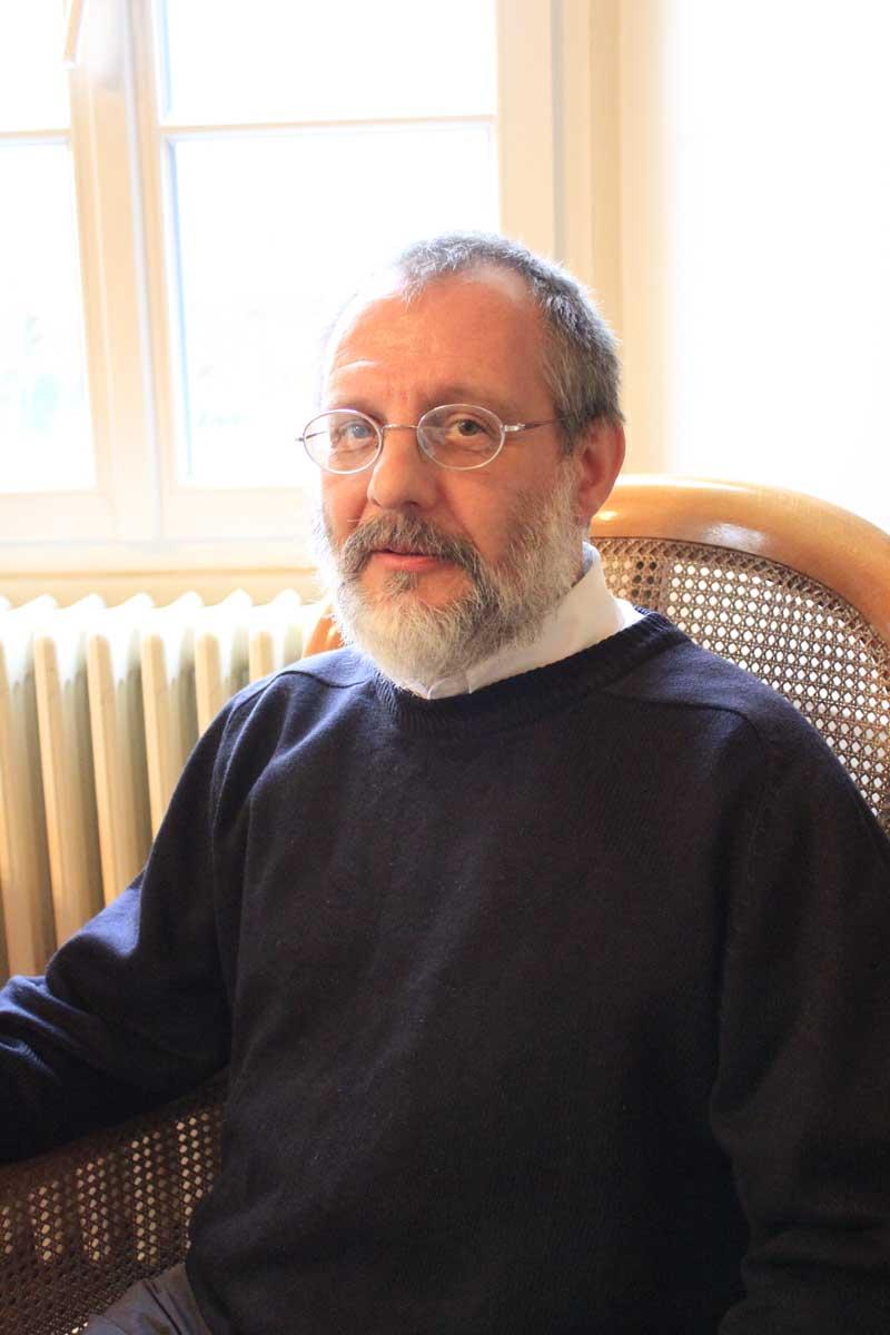 Père Olivier Maire et la Compagnie de Marie (Montfortains)