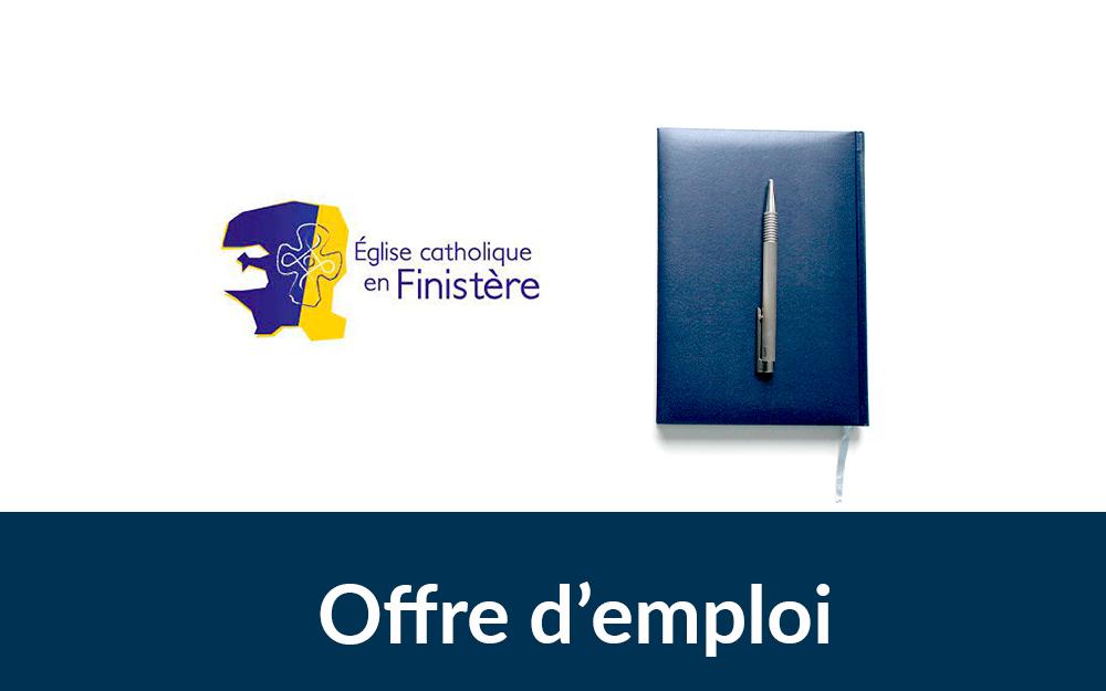 Le diocèse de Quimper et Léon recrute son Délégué diocésain (H/F) à la Communication
