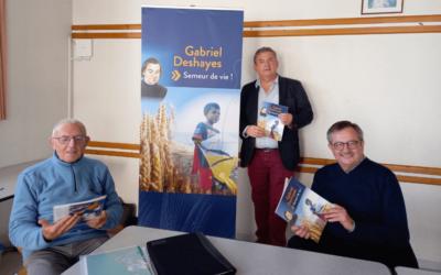 Gabriel Deshayes à l'honneur en Vendée !