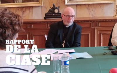 La CIASE, Commission indépendante sur les abus sexuels dans l'Eglise vient de présenter son rapport