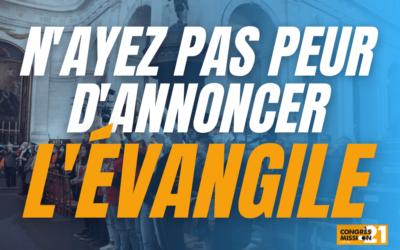 Retour en vidéo sur le Congrès Mission à La Rochelle