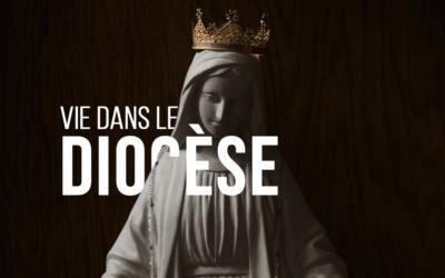 Mgr Jacolin : «Marie nous entraîne à être missionnaire»
