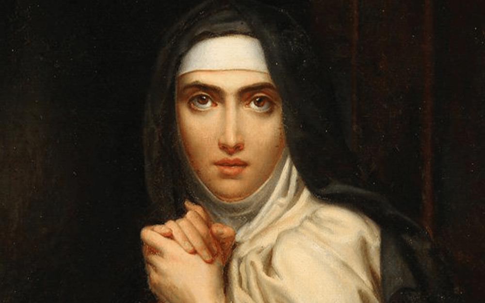 15 octobre : Ste Thérèse d'Avila, une vie mystique intense