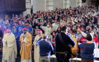 Congrès Mission : L'Esprit Saint souffle à La Rochelle !